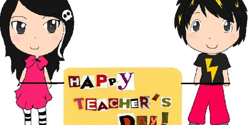 Happy Teachers Day [5th Sept 2013]